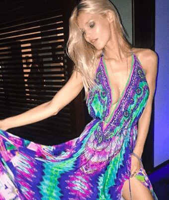 Joy Corrigan in Shadhid Parides