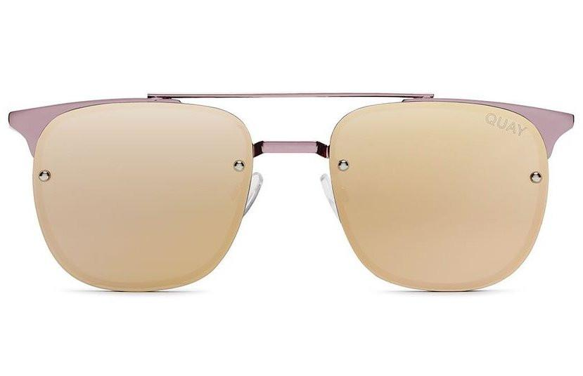 3ad58aeb8b Rose Gold Private Eyes Sunglasses by Quay · Shop Resort
